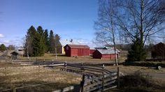 Rasmusgården Vöyri, Ostrobothnia province of Western Finland.- Pohjanmaa - Österbotten