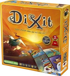 Dixit - Karetní hra