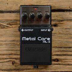 Boss ML-2 Metal Core (USED)