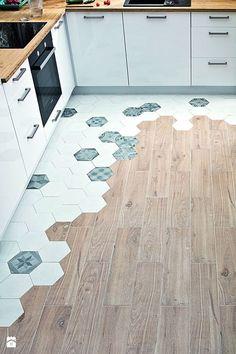Новыйl Плитка для кухни на пол: 150+ Фото секретов красивого дизайна