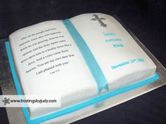 Gonna try to make this for my grandson's Christening.
