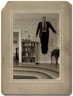 Levitation, Francois Deschamps