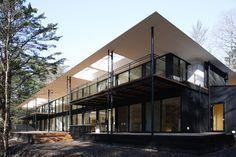 edward suzuki architecture: house of maple leaves