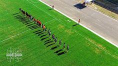 Así Da Inicio el partido del ANGOSTURA FUTBOL CLUB que juega su último partido de la temporada liderando la tabla del #TorneoClausura2016 en el #RicardoTulioMaya la #SomosAngosturaFC #dronerosdeVenezuela #tradicionbolivarence #historia #aereo #drone  #inspire #IGERSGUAYANA #djismylife #somosvenezuela #SomosAngosturaFC #igersvenezuela #ciudadbolivar #venezuela #futbol