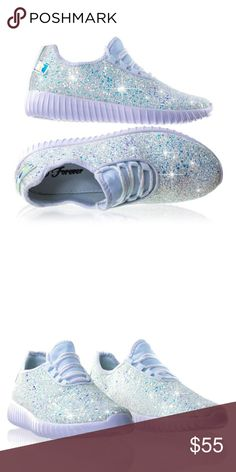 Crystal Glitter Rave Fashion Festival Sneakers NIB NIB ASOS Shoes Sneakers ee239a4828a0