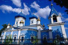 Bem Vindos à República da Moldávia!Chisinau é o principal destino turístico do país, com várias e belas igrejas ortodoxas, museus e parques
