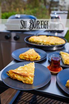 Easy Turkish Baklava Recipe, Turkish Recipes, Ethnic Recipes, Menemen Recipe, Borek Recipe, Ramadan Recipes, Tasty, Yummy Food, Easy Desserts