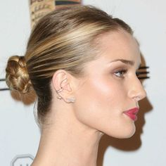 Ear Piercings: How Many Is Too Many?   Fashion, Trends, Beauty Tips & Celebrity Style Magazine   ELLE UK