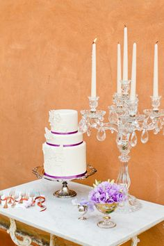 {Wedding Trends} : Lace Cakes - Part 2 - Belle the Magazine . The Wedding Blog For The Sophisticated Bride