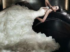 Awesome Wedding Dress - Models Female Wallpaper ID 716690 - Desktop Nexus People