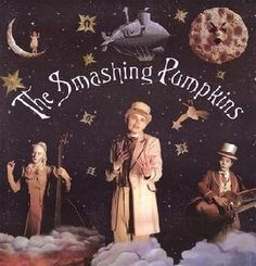 See The Smashing Pumpkins pictures, photo shoots, and listen online to the latest music. The Smashing Pumpkins, Music Love, Music Is Life, Rock Music, My Music, Band Posters, Cool Posters, Billy Corgan, Pumpkin Pictures