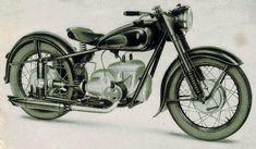 MZ IFA DKW 350