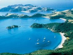 Bay of Islands, North Island