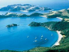 Bay of Islands, North Island