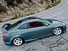 It must be the RSX type S to satisfy my heart <3