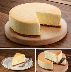 Dairy Free Cheesecake (Vegan) #cheesecake