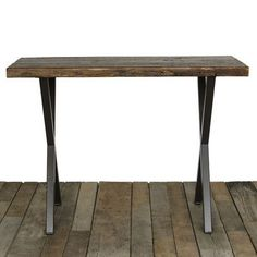 "Urban Wood Goods Dining Table Size: 36"" H x 42"" W x 108"" L, Top Finish: Espresso"