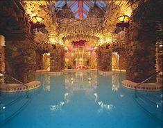 Inside Pool Cave grotto man cave~ | ◇dreamy h❂mes & pools◇ | pinterest | men