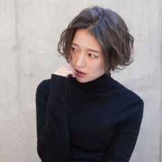 女度が120%アガる!?色気たっぷり大人ボブヘアのすすめ♡ (HAIR) - LINEアカウントメディア