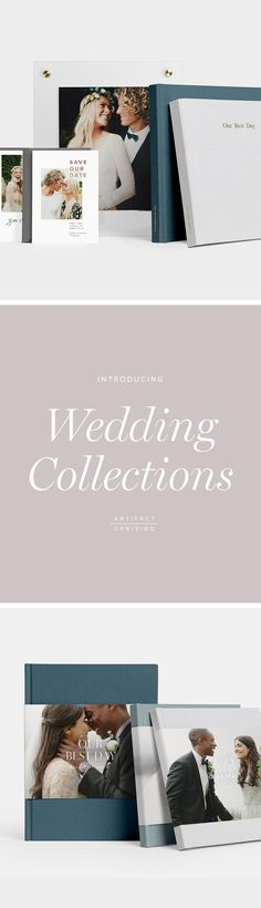 Meet our Wedding Collections. All of the most-loved wedding products from @artifactuprsng in collections created for you.