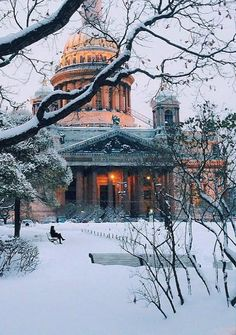 Saint Isaac's Cathedral, Saint Petersburg, Russia | by Olesya Evsenkova