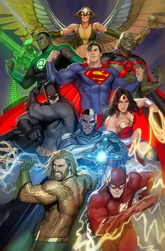 Drawing Marvel Comics Justice League Comic Issue 14 Limited Variant Modern Age First Print 2019 Snyder -