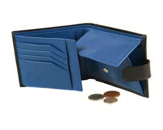 Handmade in fine calf leather, this hip wallet comes in a range of sumptuous classic and contemporary colours combinations. All your essential cards, ID, coins and cash can be stored in one handy sized wallet with a secure stud fastening. Man Purse, Coin Wallet, Leather Accessories, Men's Collection, Laptop Bag, Briefcase, Leather Bag, Coins, Purses