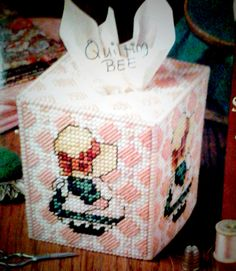 Quilted bee tbc plastic canvas 1-2