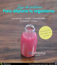 HÁBITOS Smoothies, Lunch Smoothie, Health Coach, Health Fitness, Personal Care, Healthy, Tips, Juices, Food Ideas