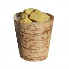 This medium bamboo cup can keep dry foods with reverence. The remarkable shade and tone of pines will splendidly supplement whatever nourishment you put inside. This item can not keep fluid just dry foods. It is a great augmentation to any backyard providing food supplies.