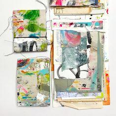 Cool Stuff, Art Journal Pages, Art Journals, Daily Journal, Junk Journal, Artist Sketchbook, Art Journal Techniques, Handmade Journals, Process Art