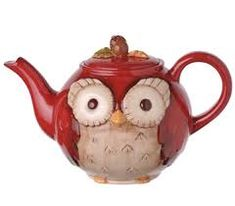 Image result for owl teapots