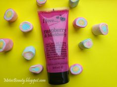 Meteo Beauty: I Love...Raspberry & Blackberry Shower Smoothie Review, Photos