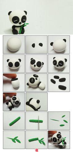 Tutorial Oso Panda