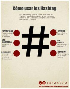 Cómo usar los hashtag en redes sociales. Vota este post aquí http://www.marketertop.com/social-media/como-usar-los-hashtag-en-redes-sociales/ #redessociales #socialmedia #hashtag