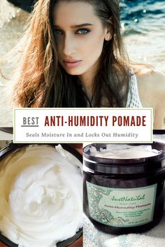 Anti-Humidity Pomade   Pomades - Frizz - Styling - Air Dry - Moisturizers   Just Nutritive
