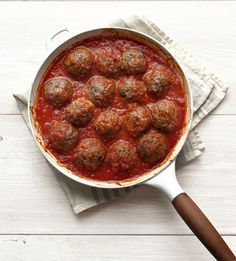 Food Network Magazine - 50 MEATBALL RECIPES