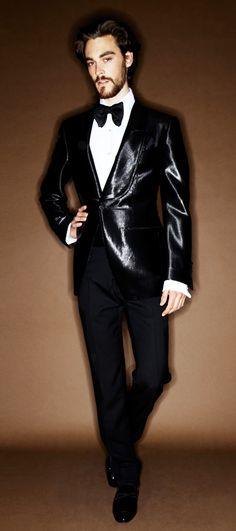 <3 the blazer Tom Ford in the house!!