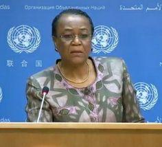 Ambassadrice Joy Ogwu : Le conseil de sécurité ouvrira des consultations informelles sur le Sahara