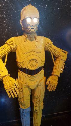 C3PO in Lego's