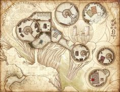 RPG Epic Encounter Maps by The Red Epic
