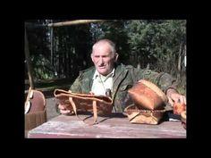 Birch Bark Basket Making - YouTube