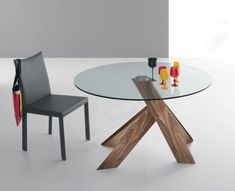 New Modern Dining Table Marble Top Plank Contemporary Circular Round Furniture | BJQHJN