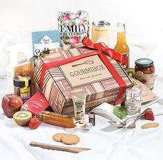 Gourmibox cadeau à offrir