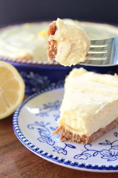 Cream Cheese Lemonad