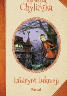 Okładka książki Labirynt Lukrecji