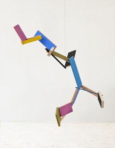 Joel Shapiro, 'Untitled,' 2014, Almine Rech