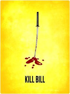 Minimalist Posters Of Famous Hollywood Movies The Godfather, Kill Bill, Batman, Inception and The Social Network. Kill Bill, Famous Hollywood Movies, Hollywood Poster, Hollywood Pictures, Film Poster Design, Movie Poster Art, Poster Designs, Minimal Movie Posters, Minimal Poster