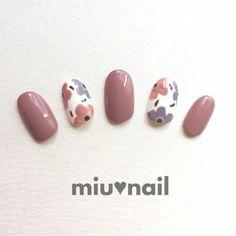 Pretty Nail Art, Cute Nail Art, Nail Art Designs Videos, Nail Designs, Diy Nails Cute, Asian Nails, Korean Nail Art, Nail Pictures, Gem Nails
