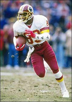 Greatest Redskins-Ricky Sanders